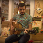 Camisa Beats Lovers por Silvia Calles